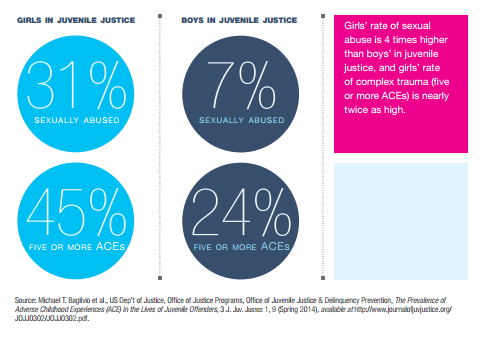 The Sexual Abuse to Prison Pipeline (2015), pg. 8, http://rights4girls.org/wp-content/uploads/r4g/2015/02/2015_COP_sexual-abuse_layout_web-1.pdf